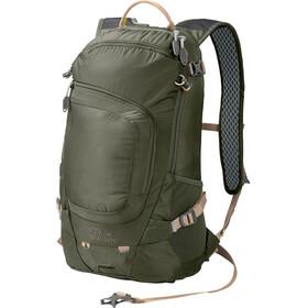 Jack Wolfskin Crosser 18 Pack Daypack woodland green